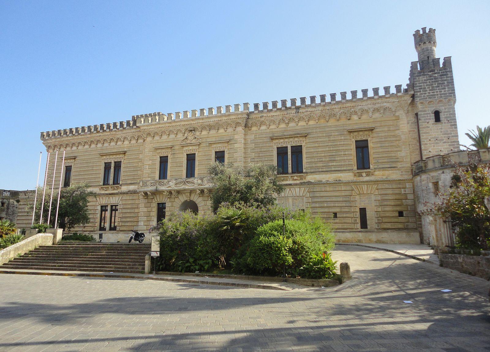 Castello Acquaviva di Nardò